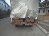 Prevoz Opreme za Bašte Kamionom Beograd