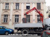 Selidba Sefa Dizalicom Beograd