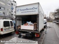Selidbe Kamionom Novi Beograd