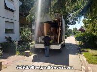 Selidbe Stanova Kamionom Beograd Povoljno