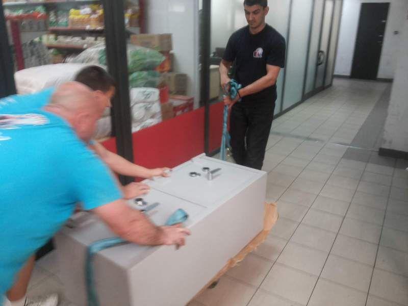 Selidba kase Novi Beograd
