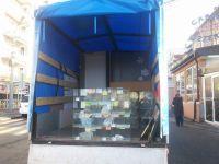 Selidba lokala kamionom Novi Beograd Miljakovac