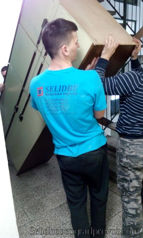 Selidbe Stana Mirjevo Karaburma Beograd