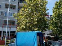 Selidbe kod Arene Novi Beograd