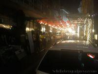 Selidbe Centar Beograda Noću