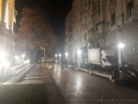 Selidbe Stana Noću Centar Grada Beograda