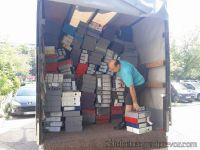 Selidbe Arhive Registratora iz Poslovnog Prostora