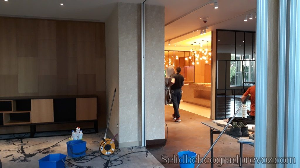 Selidbe Hotela Beograd