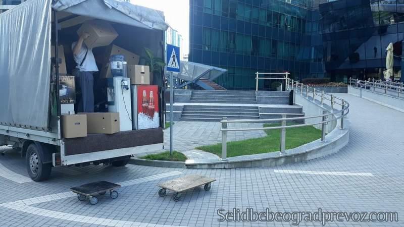 Selidba Kancelarija Novi Beograd
