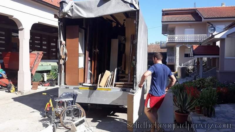 Selidba Kuća Vikendica Beograd