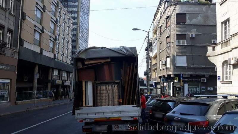 Selidbe Centar Beograda