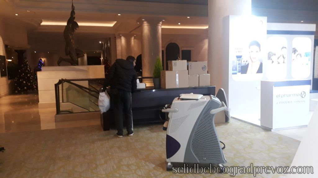 Selidba Hotela Beograd