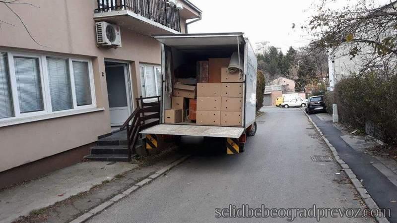 Selidba i Pakovanje Stvari Beograd