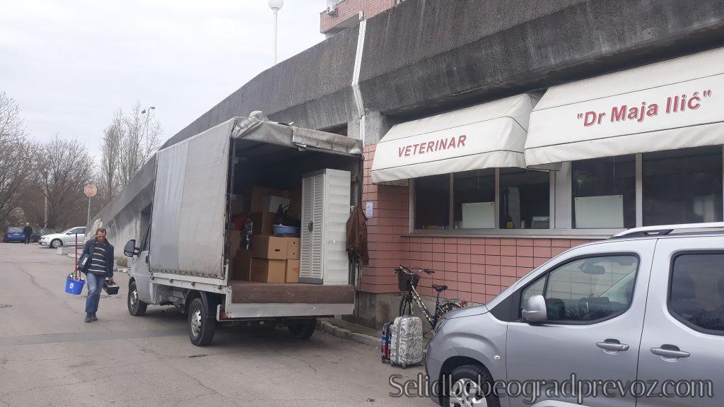 Selidba Lokala Novi Beograd