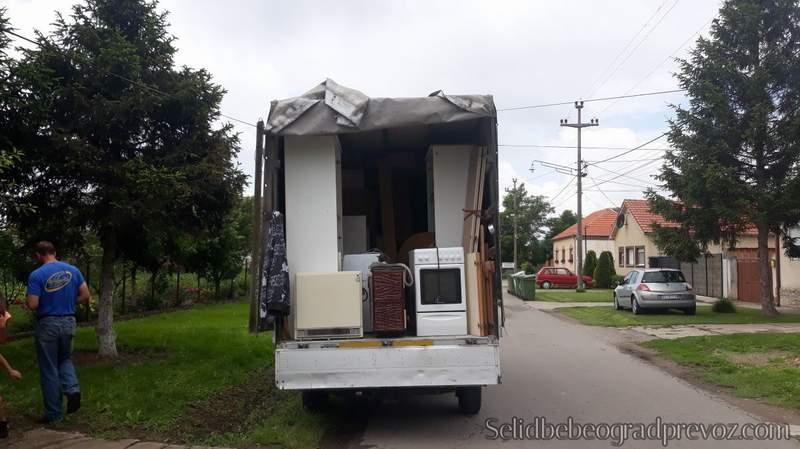 Selidbe Obrenovac Mislođin Mala Moštanica Piroman Belo Polje