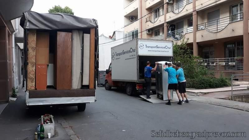 Selidbe Privatnih Stanova Stambenog Prostora Beograd