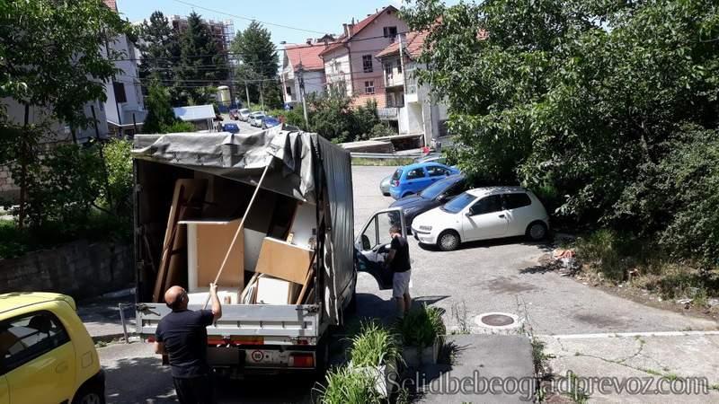 Selibe Novi Beograd Bežanijska Kosa Ledine Blokovi Altina