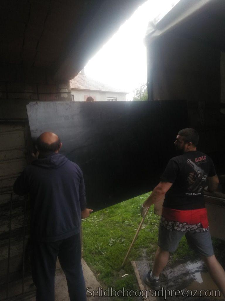 Selidba Garaže Zasebnih Objekata Beograd