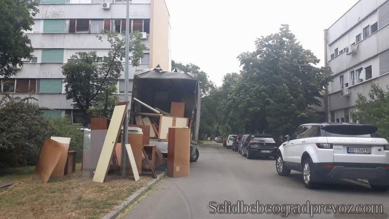 Selidbe Blokovi Novi Beograd