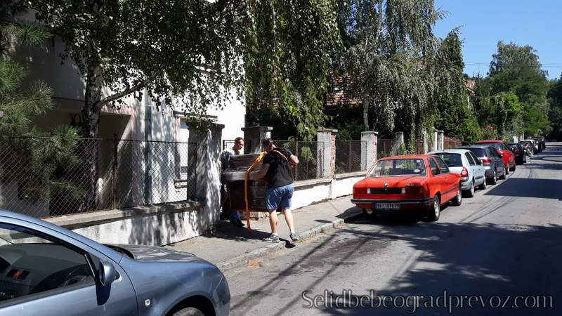 Selidbe Muzičkih Instrumenata Beograd