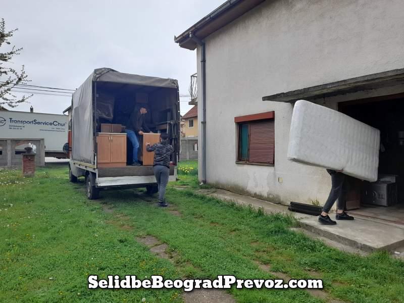 Selidba Kuća Mladenovac