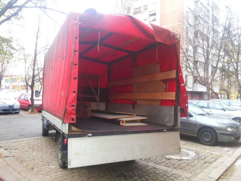 Odvoz na Deponiju Beograd