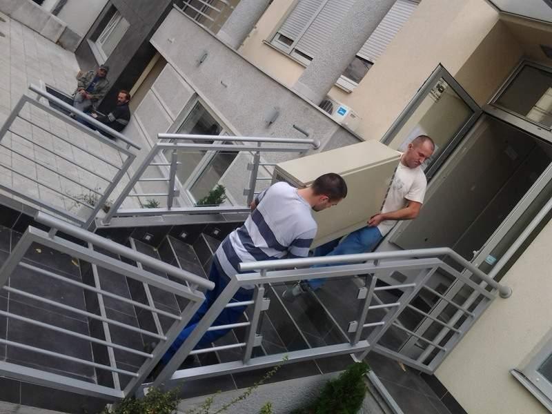 Selidbe Prevoz Ta Peći Beograd