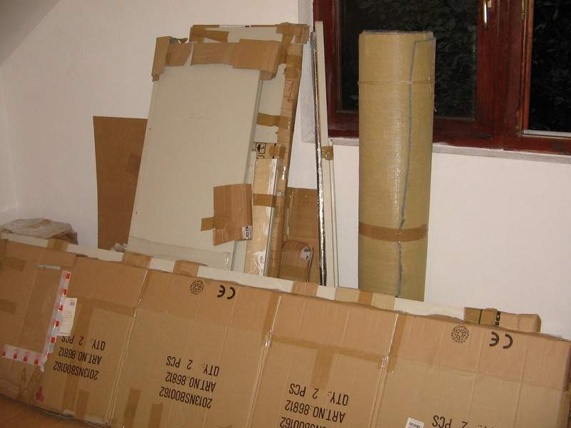 Pakovanje Stvari za Selidbu Beograd