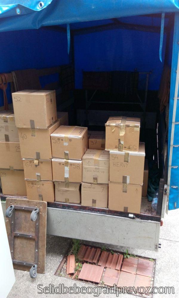 Pakovanje brzo i pouzdano