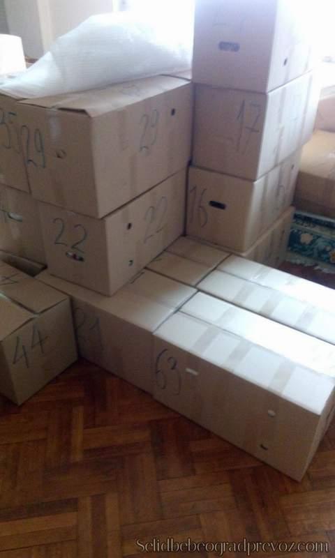 Pakovanje Kartonske Kutije