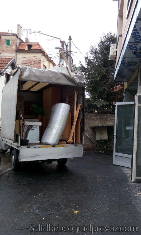 Kompletno Pakovanje i Selidba Stana Vračar