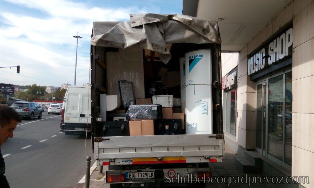 najpovoljnije selidbe kamionom