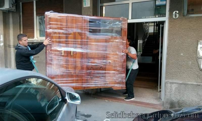 profesionalno pakovanje i selidba
