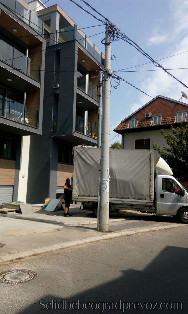 Selidbe Beograd Centar Efikasno