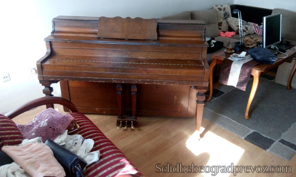 Selidbe Klavira bez Stresa
