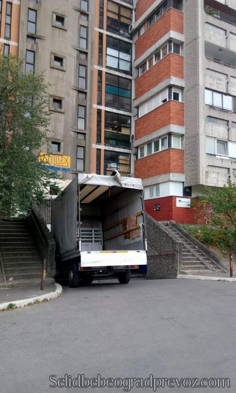 Selidbe Stana Povoljno Arena Beograd