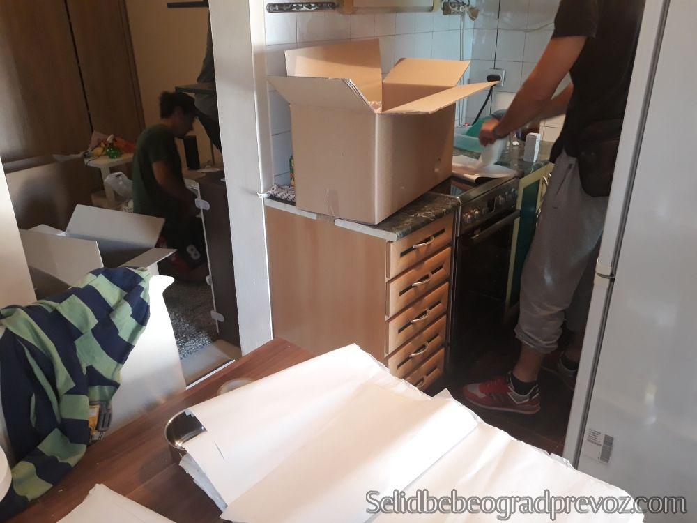 selidbe komplet sa pakovanjem