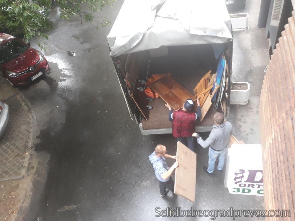 Odvoz Nepotrebnih Stvari Novi Beograd