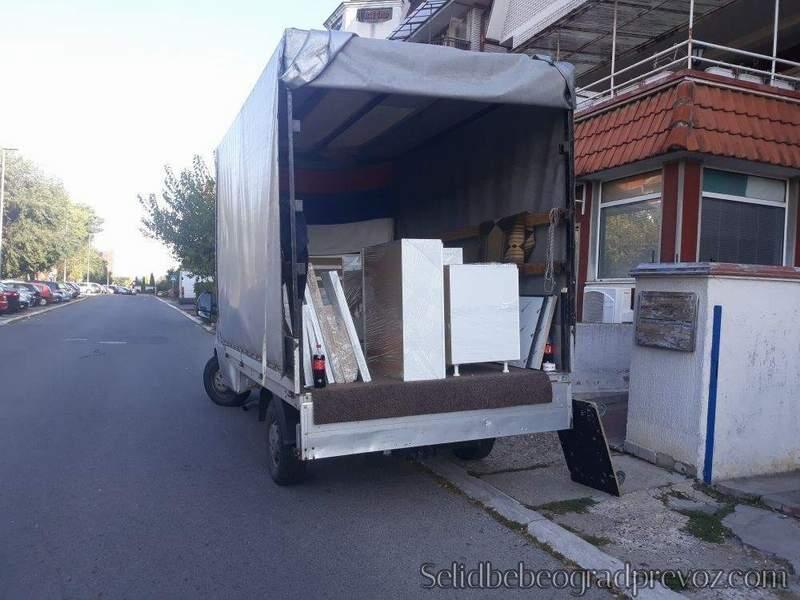 Selidbe Kamionom Beograd
