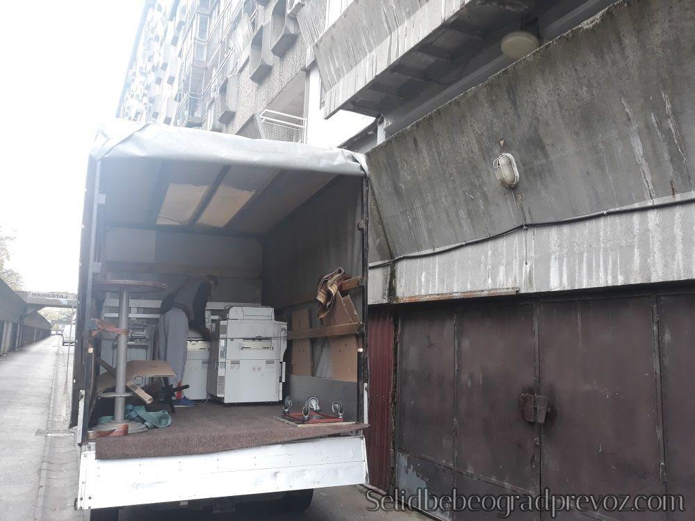 Selidba Kancelarija Beograd