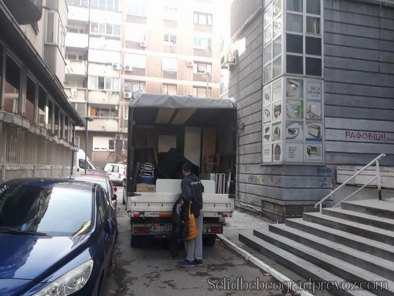 Selidba Stanova Beograd Povoljno
