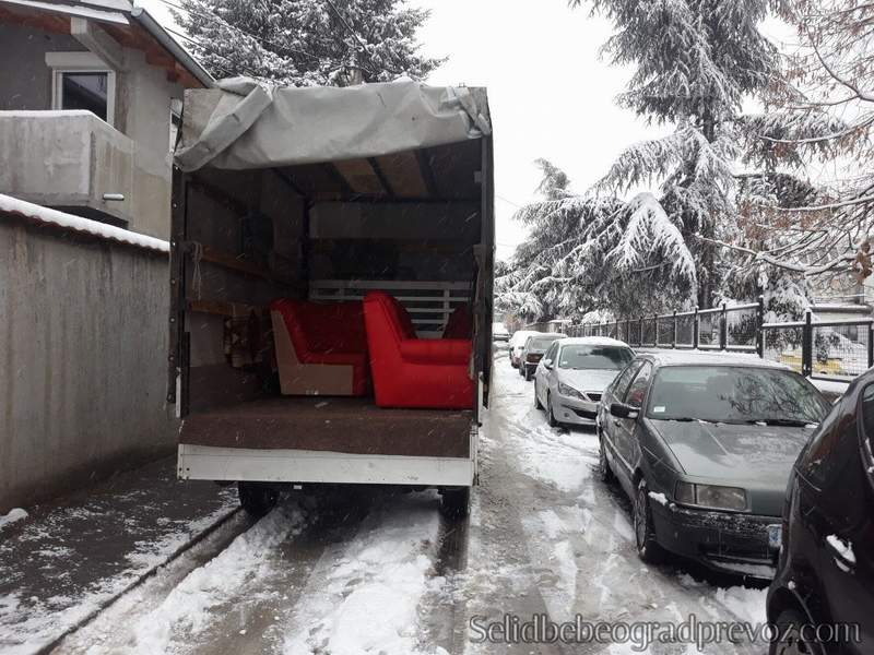 Dostava Nameštaja Beograd
