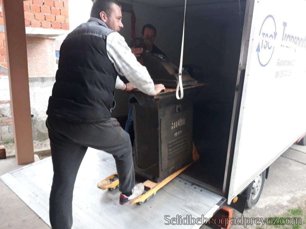 Selidbe Mašina Beograd