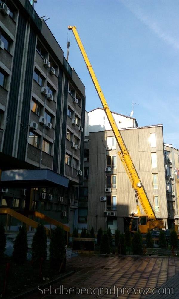 Najam Radnika Novi Beograd