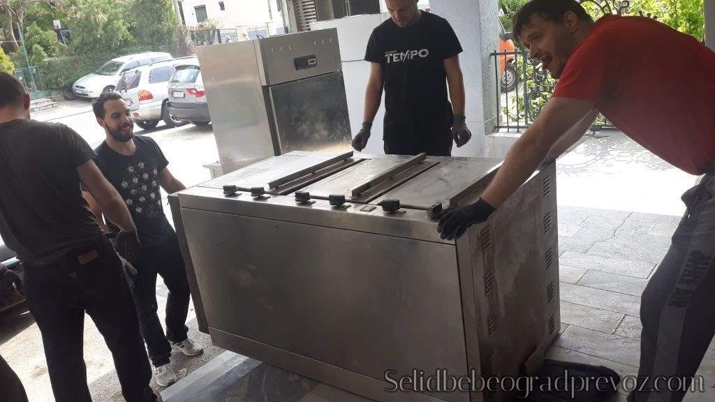 Selidba Lokala Kafica Beograd