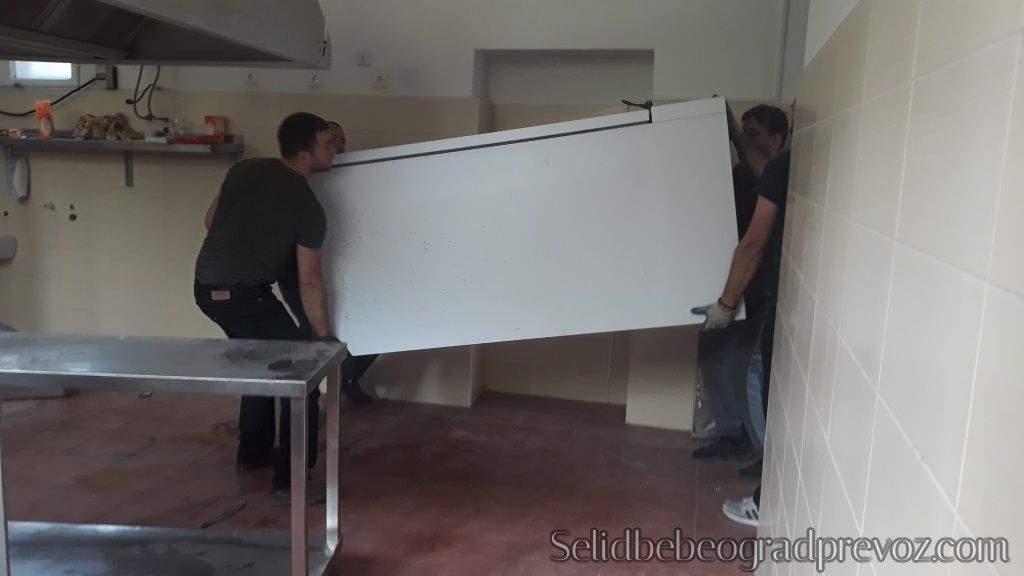 Selidba Restoranske Opreme Beograd