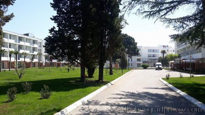 Selidba Hotela Crna Gora Ulcinj