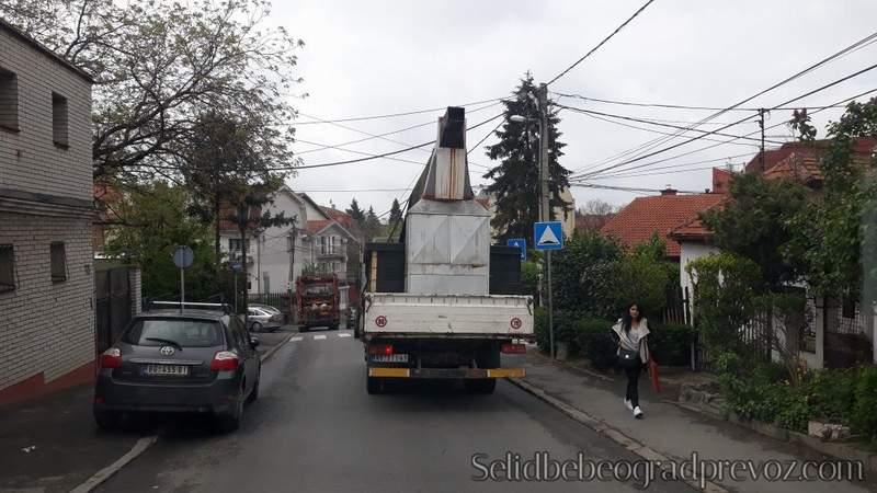 Selidbe Restorana Beograd