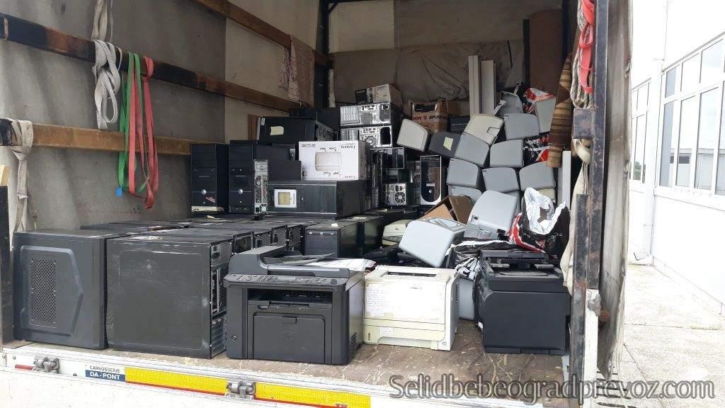 Prevoz Kompjuterske Opreme Kamionom Beograd