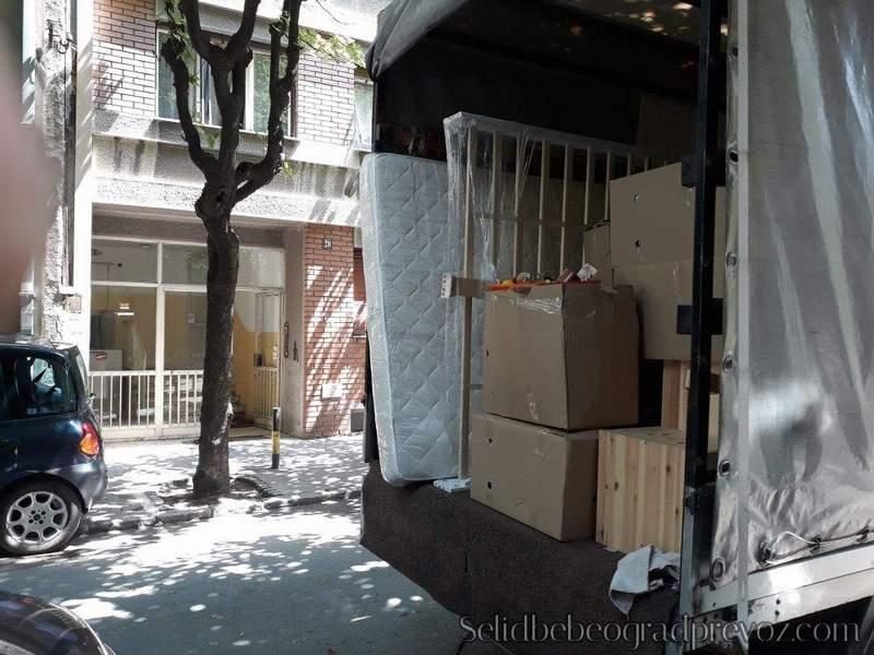 Komplet Selidba Stana Pakovanje Zastita
